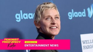 Entertainment News: Mulan, Trump's Tiktok Crackdown, Ellen's Empire of Niceness, and More | FFR 134