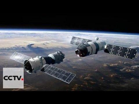 Laboratorio espacial chino alcanza altitud de acoplamiento en condiciones óptimas