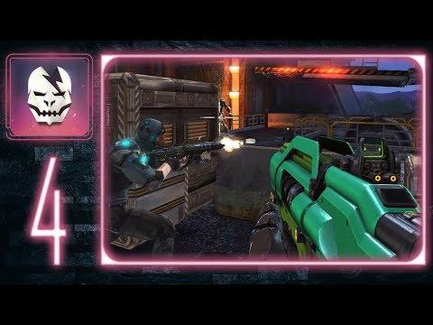Shadowgun Legends - Gameplay Walkthrough Part 4 (iOS, Android)