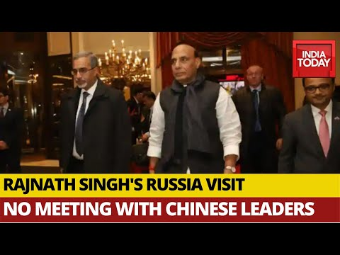 Rajnath Singh To Visit Russia Next Week, Will Skip Meeting Chinese Leaders During Moscow Visit
