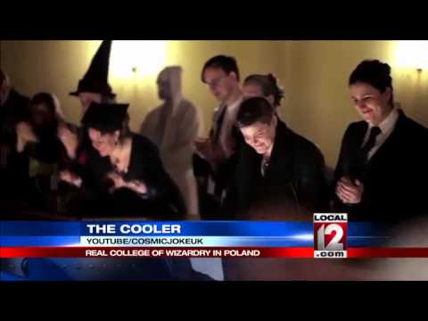 The Cooler: Real school of witchcraft and wizardry