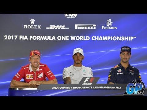 GP às 10: Entre tretas e peidos, a melhor coletiva do ano em Abu Dhabi