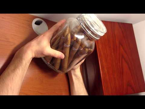Come conservare i sigari senza spendere troppo - Humidor economici (1/2)