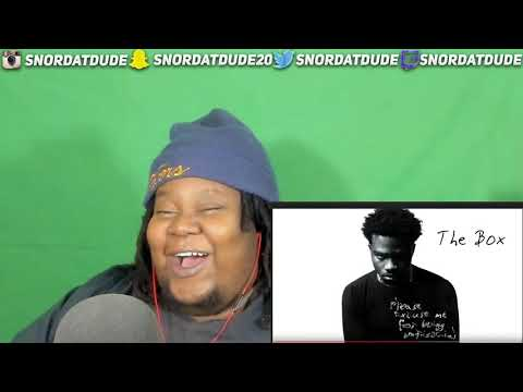Roddy Ricch - The Box [Official Audio] REACTION!!!