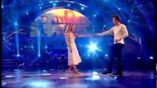 Kenny Wormald & Julianne Hough on Strictly Come Dancing