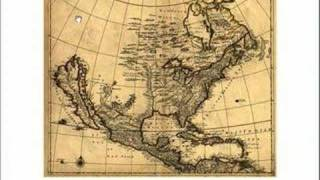 Antique Royalty Free North America Maps
