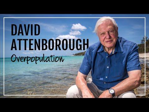 Sir david Attenborough on Overpopulation
