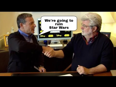 Bob Iger Admits Disney Doesn't Care About Star Wars History or Fans!
