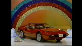 The Price Is Right - Golden Road For A Ferrari