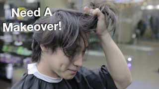 Hair Transformation For Boys ★ Tired of My Hair ★ Need A Makeover