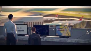 Rize Hava Limanı Simulasyonu