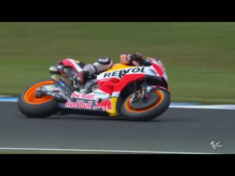Honda in action: 2018 Michelin® Australian Motorcycle Grand Prix