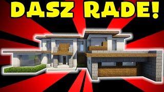 Duzy Dom W Minecraft 123vid