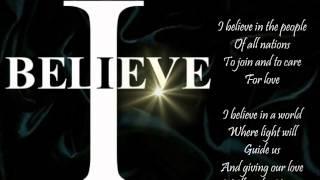 I Believe *☆* Andrea Bocelli * Katherine Jenkins