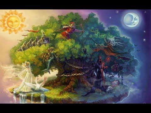 У лукоморья дуб зеленый А.С.  Пушкин