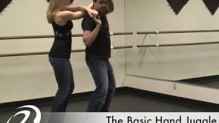 Learn Salsa Dancing Club Style Hand Moves
