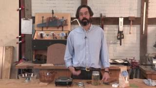 Traditional Soap Finish, With Christopher Schwarz