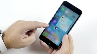 """iPhone 6S: 3D Touch, Touch ID 2.0 и """"Привет, Siri"""""""