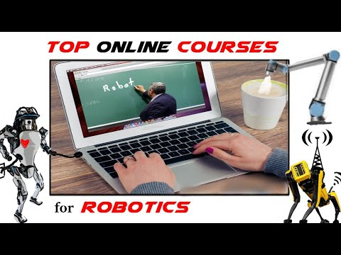 Top 5 Online Courses to take to become a Robotics Engineer ...