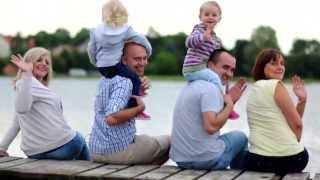 preview picture of video 'Głowno Rodzinna Re-Kreacja'