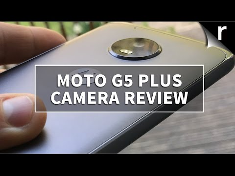 Moto G5 Plus camera review and vs comparison with Galaxy S7