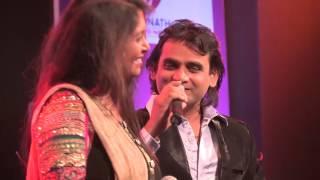 Kalyanji Anandji Nite - Kabhi Raat Din HD 1080p - YouTube