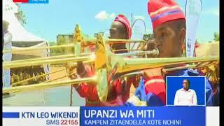 Kampeni za upanzi wa miti yaanzia Nairobi
