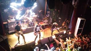 Anti-Flag - Hymn For The Dead (live at Moscow, Tea