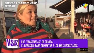 Nota en La Cornisa - América TV