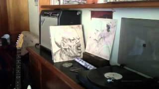Titãs - Estado Violência (LP) - Cabeça Dinoussauro