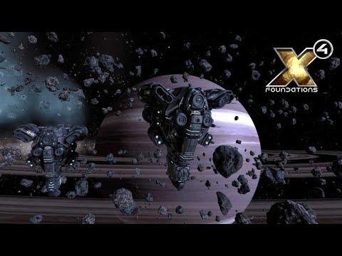 X4 foundations - версия 2.5 - что нового?