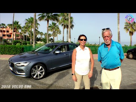 2017 Volvo S90 & Volvo V90: His Turn - Her Turn Expert Car Review