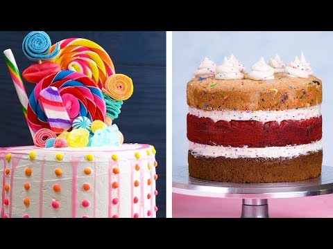 Cookie Cake Extravaganza | How to Make the Ultimate Dessert | Delicious Recipe Ideas by So Yummy