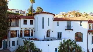 Spanish Revival Estate :: 8440 Harold Way, Los Angeles