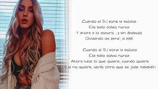 Otro Trago - Xandra Garsem - Letra (Sech, Darell Cover)