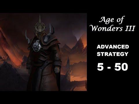 Age of Wonders III Advanced Strategy, Episode 5-50: How To Poke a Dragon