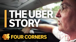 The Uber Story: How the ride share giant outwitted regulators and crushed competition | Four Corners
