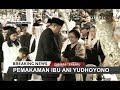 Momen SBY Salaman dengan Megawati di Pemakaman Ani Yudhoyono