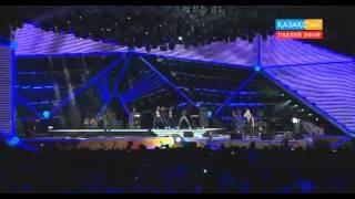 Кайрат Нуртас - «Мен Оралам» [Дискотека МУЗ-ТВ в Астане] 04.06.2015