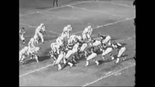 John Pogo Pettas MPC Jr  College Football Footage 1970 - Video Youtube