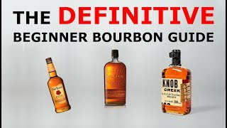 Bourbon Whiskey: The Definitive Beginner Buying Guide (Part 1)