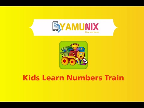 Video of Kids Learn Number Train Free