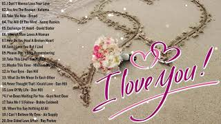 Most Old Beautiful Love Songs 80s 90s 💖 Best Romantic Love Songs Of 80s And 90s