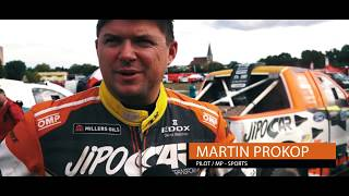 Martin Prokop BAJA POLAND 2018