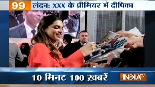 News 100 | 12th January, 2017 - India TV