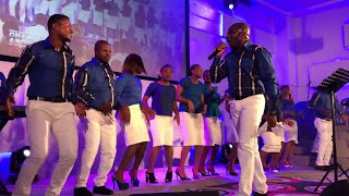 DANCE LIKE NEVER BEFORE ZAMAR PRAISE 2 APRIL 2017(SEBEN)