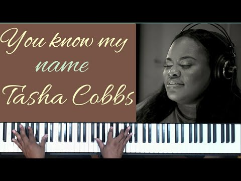 You know my name easy Piano tutorial