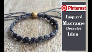 How To Make Thread Bracelet At Home | DIY | Macrame Bracelets | Creation&you