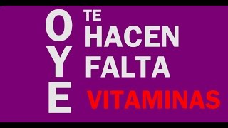 Soda Stereo - Te Hacen Falta Vitaminas - letra - lyric video HD