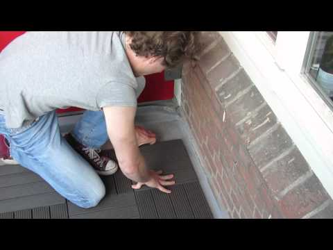 DIY Richt je balkon opnieuw in | Redesigning your balcony